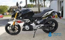 2018 bmw s1000xr custom motorcycle