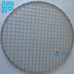 Korean Crimped Wire Mesh BBQ Grill