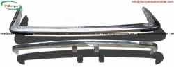 Datsun 240Z bumper (1969-1978) by stainless steel