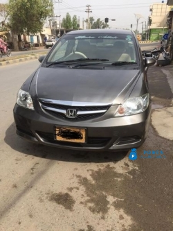 Honda City 2007 Steermatic Home used neat and clean car for sale