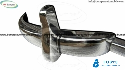 Mercedes W186 300 bumper kit (1951-1957) stainless steel