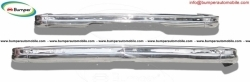 BMW E21 bumper kit new (1975 - 1983) by stainless steel