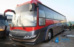 Daewoo Bus on installment By Memon Corporation (Pvt) Ltd