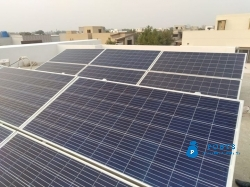 5kw Solar Home Solution Recently Done in Bahria Town