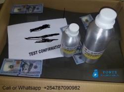 SSD Solutions Clean Defaced Currency Note +254787090982