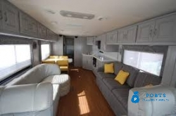 Motor Home Interior in Yuma
