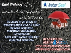 Roof Water Proofing Services in Pakistan