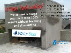 Water Tank Leakage in Pakistan