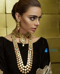 Gold jewellery in Pakistan
