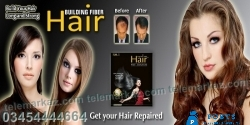 Hair Building Fiber Oil In Pakistan Online Order TeleMarkaz.Pk