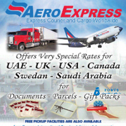 Reliable International courier service From Pakistan to all over world