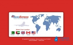 Aeroexpress affordable International courier service
