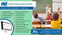 Staff & Students Management Software System