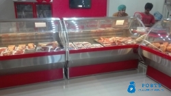 Vertical Meat Display Chiller, Carcass Chiller for Meat Shop, Meat Display Chiller in Pakistan