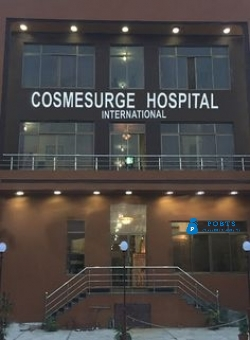 Get All Your Problems Cared With Cosmesurge International Hospital