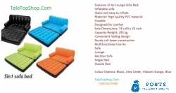 Air Lounge 5in1 Sofa > Air Lounge 5in1 Sofa In Pakistan