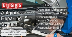 Automobile Repairing Management System