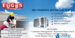 Air Condition Repairing Management System
