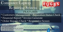 Computer-Laptop Management System
