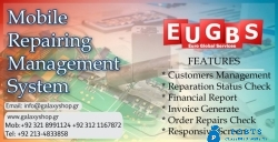 Mobile Repairing Management System