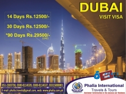 Dubai Visit Visa In Cheap Rates