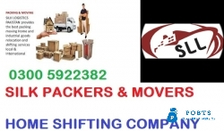 SILK Home Shifting Services in Karachi International Cargo Company