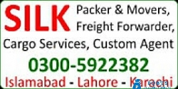 SILK Home Shifting Services in Rawalpindi House Relocation Company