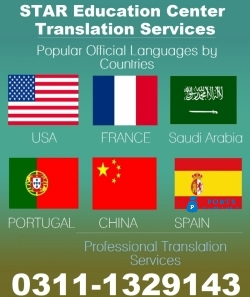 Best Documents Translation in any Language Faisalabad Pakistan