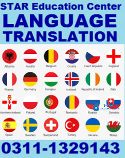 Legal and Certified Translation Center Translation Center Jhang Pakistan