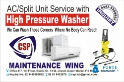 AC Services By CSP Films