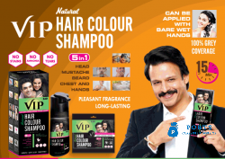 How To Use Hair Colour Shampoo Available  In Pakistan