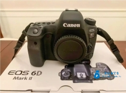 Canon 6 D- Mark 2 Kit  Lens All Accessories