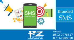 Branded SMS | Corporate & Business SMS | Karachi Pakistan