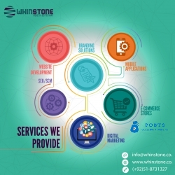 CPM ERP Company in Islamabad | Whinstone