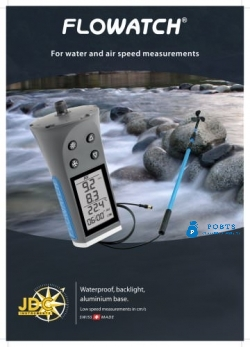 Current Meter For Water  Air Speed Measurement