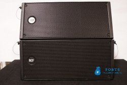 Offer new RCF HDL20 A Amplified 1400W Line Array Module Amplified Speaker