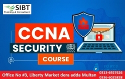 CISCO Courses In Multan