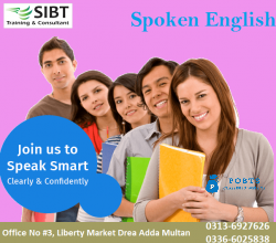 Spoken Courses In Multan