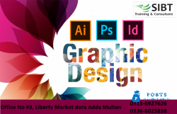 Graphic designing Courses  in multan