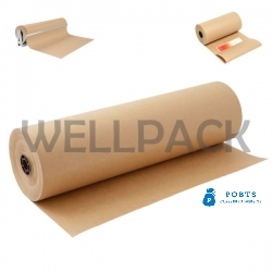Kraft Paper Roll for Sale on Discounted Prices by Wellpack
