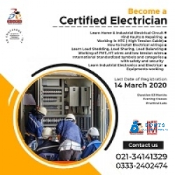 Become a Certified Electrician - 3D Educators