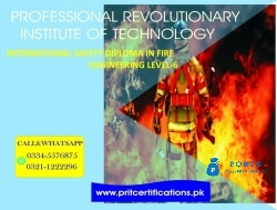 INTERNATIONAL SAFETY DIPLOMA IN FIRE ENGINEERING LEVEL 6 COURSE IN ISLAMABAD