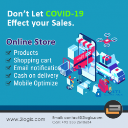 Take your business online with our eCommerce solution.