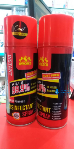 Disinfectant Sprays for home & office