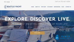 Private Yacht Charter Seattle