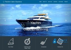 Private Yacht Charter Cabo San Lucas
