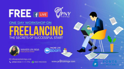 Free One Day Workshop on Freelancing