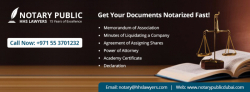 Get Your Power of Attorney Notarized Fast!
