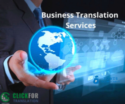 Professional Business Translation Services