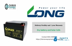 LONG BATTERY 150AH/12V WITH 1 YEAR WARRANTY